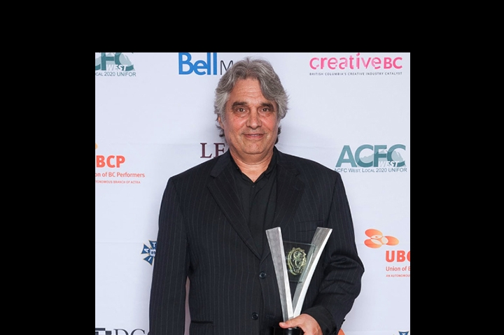 "Stu Goldberg wins 2014 Leo Award for Best Documentary Score ""Chi"""