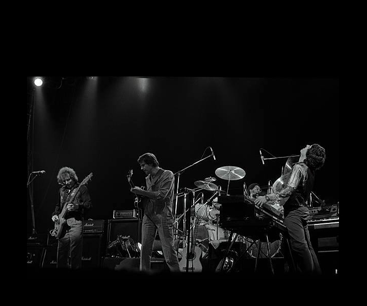 Jack Bruce, John McLaughlin, Billy Cobham, Stu Goldberg<br>European Tour October 1979