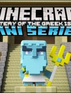 "Minecraft Mini-Series Season 2 ""Mystery of the Greek Isles"""