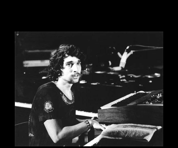 Stu Goldberg in performance with Alphonse Mouzon (RIP) Band<br> Berlin Philharmonie 1976