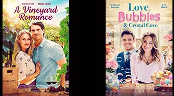 Vineyard Romance - Love, Bubbles & Crystal Cove